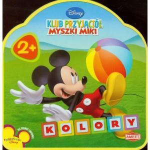 Ameet książeczka klub przyjaciół myszki miki kolory