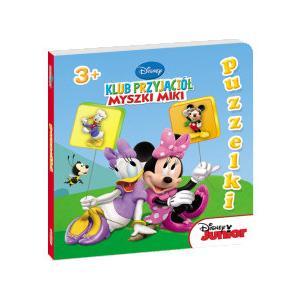 Klub przyjaciół. Myszki Miki. Puzzelki 3+