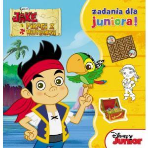 Jake i piraci z Nibylandii. Zadania dla Juniora. Oprawa miękka