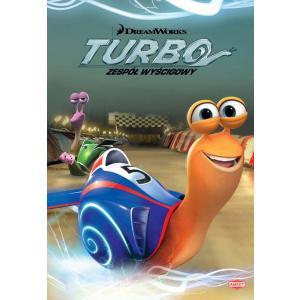 Kolorowanka A4 Turbo zespół wyścigowy