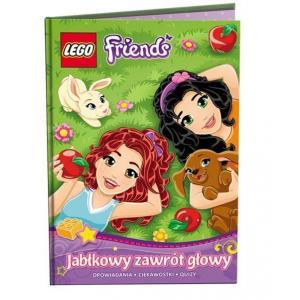 Lego Friends. Jabłkowy zawrót głowy