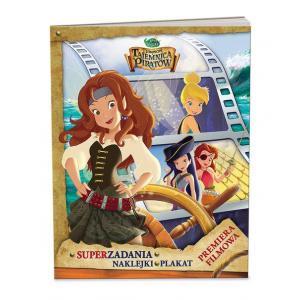 Disney Wróżki Dzwoneczek i tajemnica piratów
