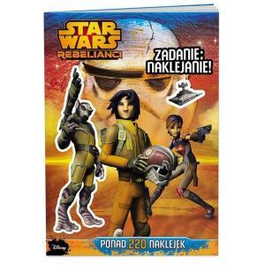 Star Wars.Rebels. Zadanie i naklejanie