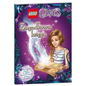 Lego elves. Zagadkowa księga