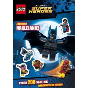 Lego Super Heroes Zadanie: naklejanie!