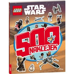 Lego Star Wars. 500 naklejek