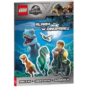 Lego Jurassic World Alarm W Dinoparku