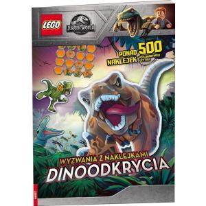 Lego Jurassic World Wyzwania Dinoodkrycia