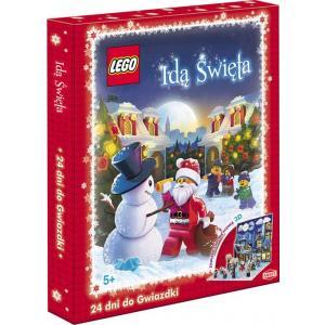 Lego Idą Święta 24 dni do Gwiazdki