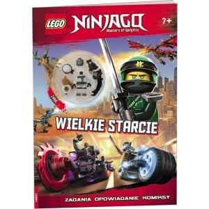 Lego Ninjago Wielkie Starcie