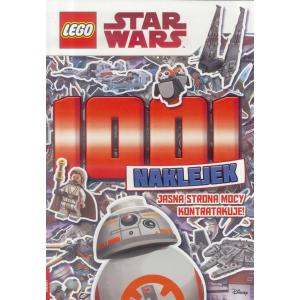 Lego Star Wars. 1001 naklejek. Jasna strona mocy kontratakuje!