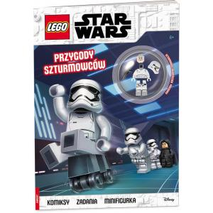 Lego Star Wars Przygody Szturmowców