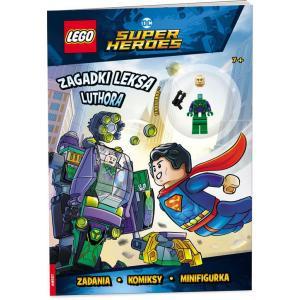 Lego. DC Super Heroes. Zagadki Leksa Luthora