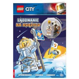Lego City. Lądowanie na Księżycu