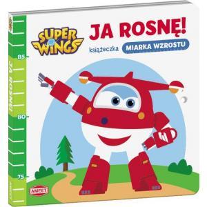 Super Wings Ja Rosnę