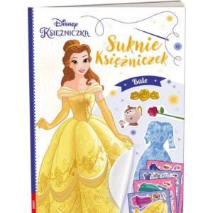Disney Księżniczka. Suknie księżniczek. Bale