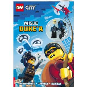 LEGO City. Misje Duke'a