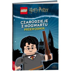 Lego. Harry Potter. Czarodzieje z Hogwartu. Przewodnik