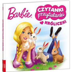 Barbie. Czytanki przytulanki. Króliczki