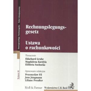 Beck Ustawa o Rachunkowości Pol-Niem wyd.3