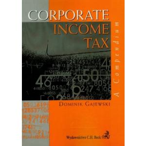 Corporate Income Tax. A Compendium