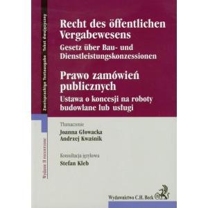 Beck Prawo Zamówień Publicznych wyd.2