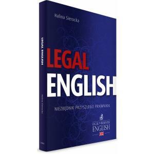 Legal English. Niezbędnik Przyszłego Prawnika + CD