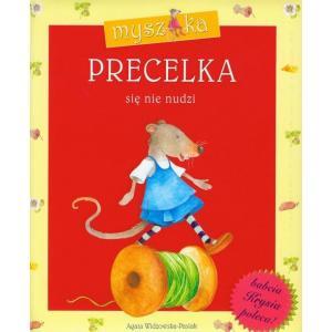 Myszka Precelka się nie nudzi