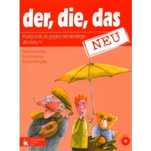 Der Die Das SP 5 New podręcznik +2CD