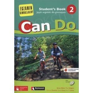 Can Do 2. Język Angielski. Podręcznik + Helping Hands Manual + CD. Gimnazjum