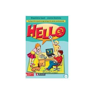Hello 3. Język Angielski. Podręcznik + CD. Szkoła Podstawowa