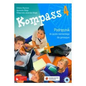 Kompass 4 . Język Niemiecki. Podręcznik + CD-ROM. Gimnazjum