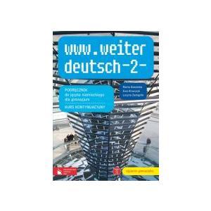 www.weiter deutsch 2 . Język niemiecki. Podręcznik + CD. Gimnazjum. Kurs Kontynuacyjny