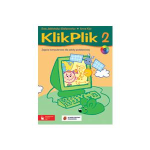 Informatyka SP 2 Klik Plik Podręcznik +CD