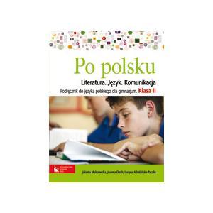Po polsku 2 Podręcznik gimnazjum 2015