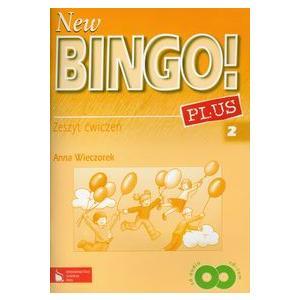 New Bingo! PLUS 2. Język Angielski. Ćwiczenia. Szkoła Podstawowa