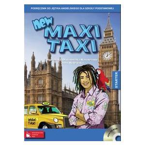 New Maxi Taxi Starter. Podręcznik