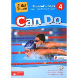 Can Do 4. Język Angielski. Podręcznik + CD. Gimnazjum