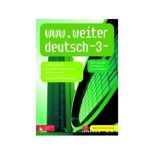 www.weiter_deutsch 3. Język Niemiecki. Podręcznik + CD. Gimnazjum. Kurs Kontynuacyjny