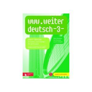 www.weiter_deutsch 3. Ćwiczenia + CD-ROM. Gimnazjum