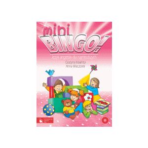 Mini Bingo! Język Angielski. Podręcznik + CD