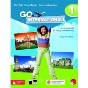 Go International! 1. Język Angielski. Podręcznik + CD. Klasa 4. Szkoła Podstawowa