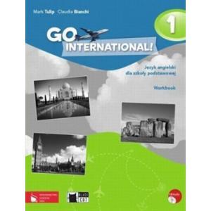 Go International! 1. Język Angielski. Ćwiczenia. Klasa 4 + CD