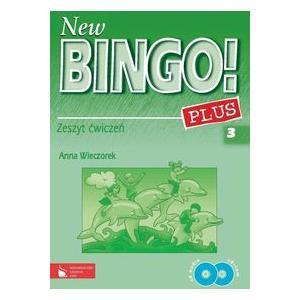 New Bingo! PLUS 3. Język Angielski. Ćwiczenia. Szkoła Podstawowa