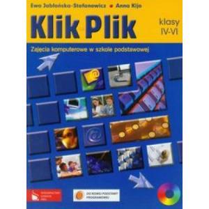 Zajęcia komputerowe SP 4-6 Klik Plik Podręcznik