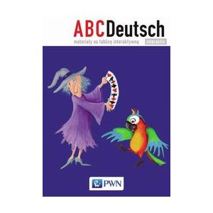 ABCDeutsch 1. Język Niemiecki. Oprogramowanie Tablicy Interaktywnej