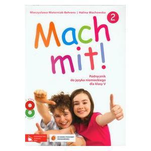 Mach Mit! 2. Język Niemiecki. Podręcznik Klasa 5. Szkoła Podstawowa