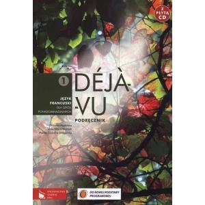 Deja-vu 1 podręcznik +CD wyd. 2012
