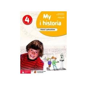 Historia SP 4 My i Historia Podręcznik