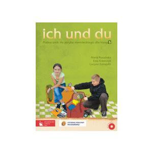 Ich Und Du 5. Język Niemiecki. Podręcznik + CD. Klasa 5. Szkoła Podstawowa